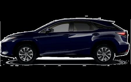 Zobacz Lexus RX