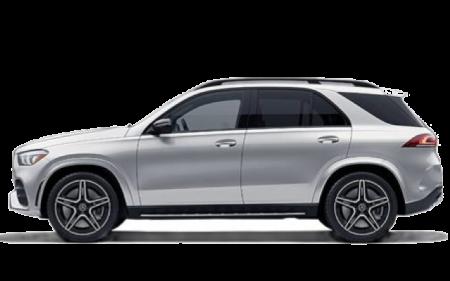 Zobacz Mercedes GLE